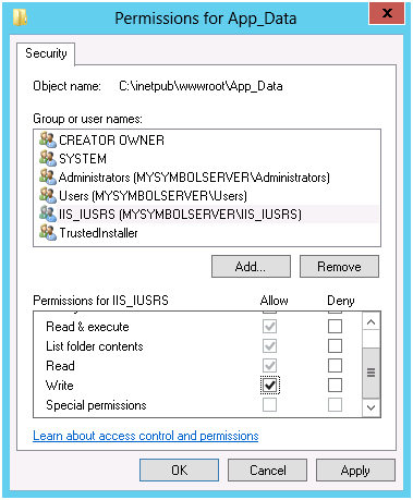 Setting up your own SymbolSource Server: step-by-step
